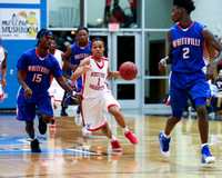 Boys Basketball: Whiteville vs. Kestrel Heights (Feb 28,  2017)
