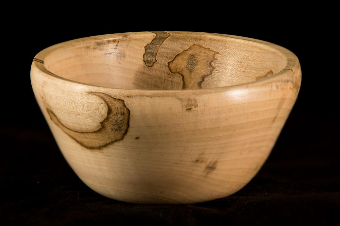 171/365 Simple Ambrosia Maple Bowl