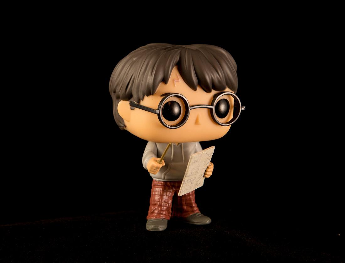 177/365 Harry Potter w/Marauders Map 42