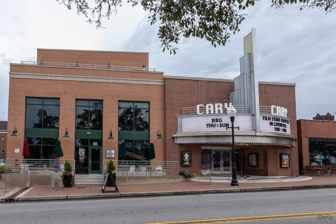 216/365 The Cary