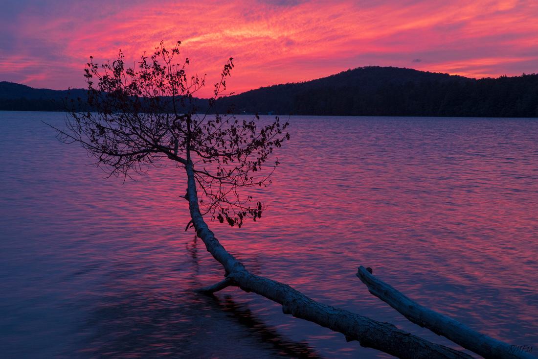 275/365 Sunset Seventh Lake