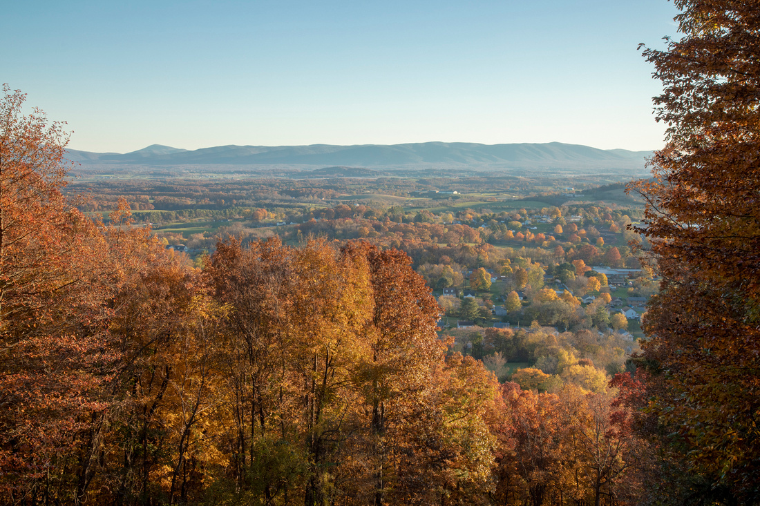 308/365 Shenandoah Valley from Betsy Bell Wilderness Park