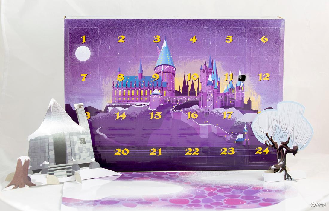 334/365 Harry Potter Funco pops advent calendar