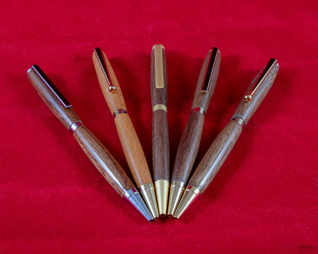 356/365 Another batch of pens