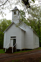 Missionary Batist Church in Cades Cove