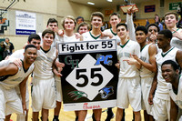 2017-01-27 Boys Panther Creek vs Green Hope