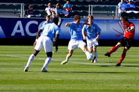 ACC Men's Soccer - UNC vs Maryland, 11/14/10