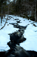 Icy Moose River