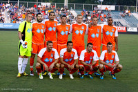 Carolina RailHawks vs FC Tampa Bay - Sept 3, 2011