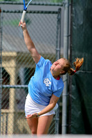 UNC Women's Tennis - Carolina vs Michigan