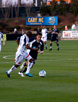 Carolina Railhawks vs NE Revolution