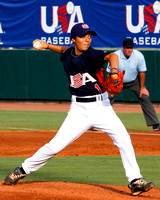 USA Baseball WNT vs Australia Game1  Aug 6, 2010