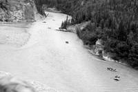 Rafting on the Nenana River