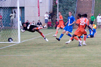 Railhawks vs Charlotte Eagles