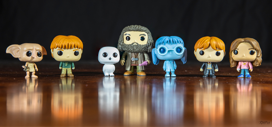 Karl Fisher Photography | 345/365 More Funko Pop! figures