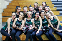 Green Hope Dance Team 2016