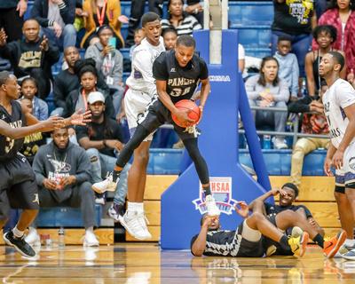 Boys Basketball: Pamlico vs. Rocky Mount Prep (Mar 3,  2018)