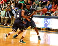 Boys Basketball: Leesville Road vs. Millbrook (Feb 7,  2017)
