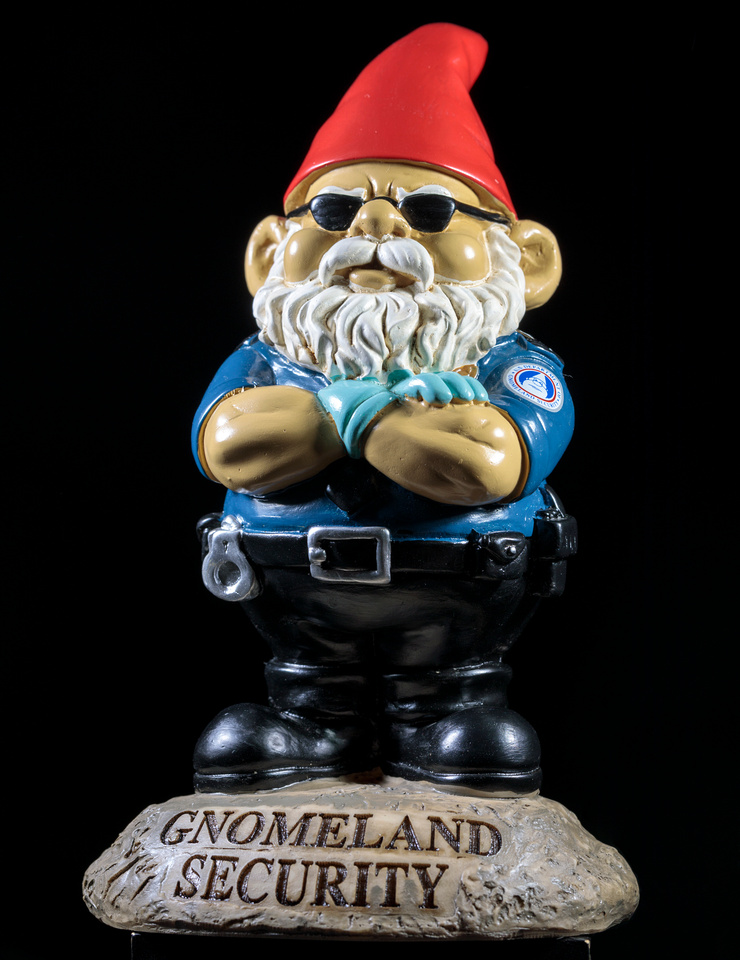 076/365 Gnomeland Security